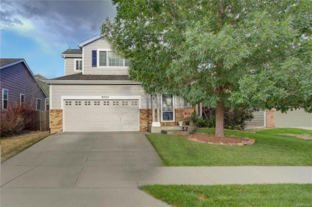 3725 Springs Ranch Drive, Colorado Springs, CO 80922 (#6501861) :: The Peak Properties Group