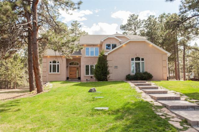 18240 Archers Drive, Monument, CO 80132 (#6501921) :: The HomeSmiths Team - Keller Williams