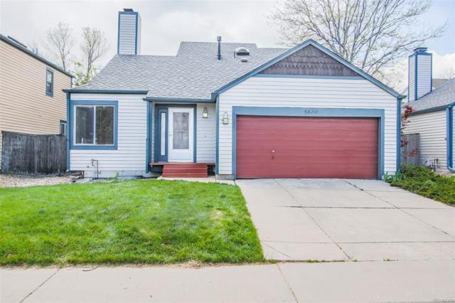 2430 Overlook Drive, Broomfield, CO 80020 (MLS #6501967) :: 8z Real Estate