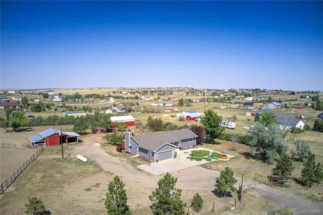 7809 Sun Country Drive, Elizabeth, CO 80107 (#6502048) :: iHomes Colorado