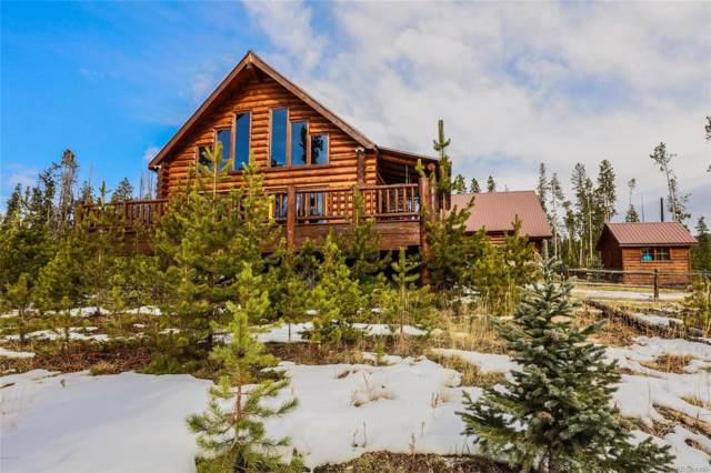 662 County Road 49, Grand Lake, CO 80447 (#6502096) :: Berkshire Hathaway Elevated Living Real Estate