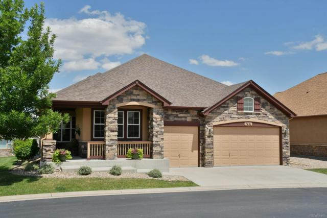 7441 Isabell Circle, Arvada, CO 80007 (#6502451) :: The HomeSmiths Team - Keller Williams