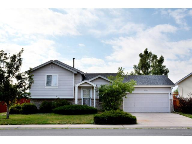 17155 E Florida Place, Aurora, CO 80017 (#6502477) :: The Peak Properties Group
