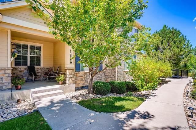 12860 W Burgundy Drive, Littleton, CO 80127 (MLS #6502543) :: 8z Real Estate