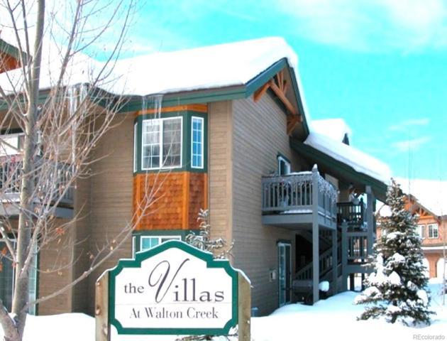 1447 Morgan Court #301, Steamboat Springs, CO 80487 (#6503222) :: Bring Home Denver