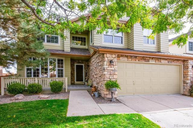 10392 Stoneflower Drive, Parker, CO 80134 (MLS #6503381) :: 8z Real Estate