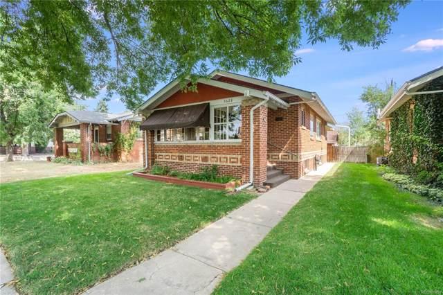 3628 Meade Street, Denver, CO 80211 (#6503499) :: RazrGroup
