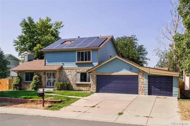2043 S Pagosa Street, Aurora, CO 80013 (#6503649) :: Compass Colorado Realty
