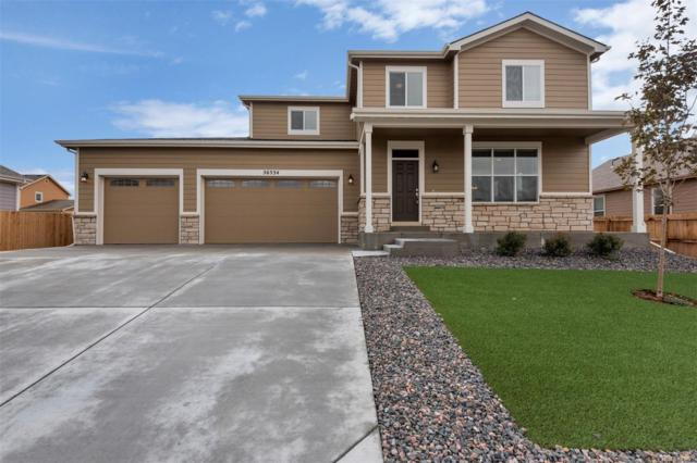 56658 E 22nd Place, Strasburg, CO 80136 (MLS #6503929) :: 8z Real Estate