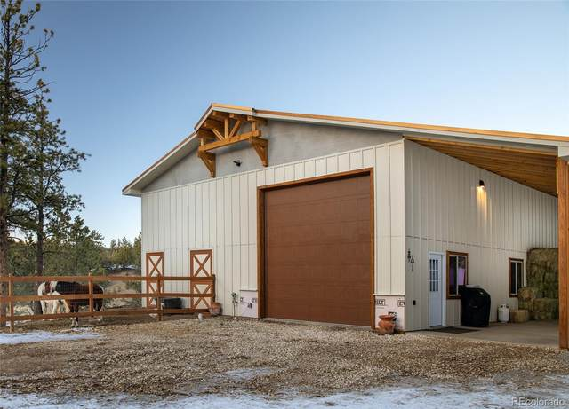 58 County Road 325, Westcliffe, CO 81252 (#6504460) :: Venterra Real Estate LLC