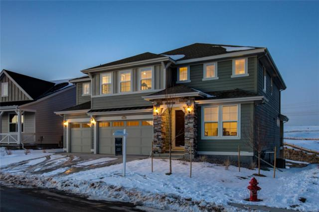 6990 Hyland Hills Street, Castle Pines, CO 80108 (#6504602) :: The City and Mountains Group