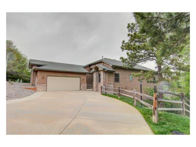 6624 N Windmont Avenue, Parker, CO 80134 (MLS #6504956) :: 8z Real Estate