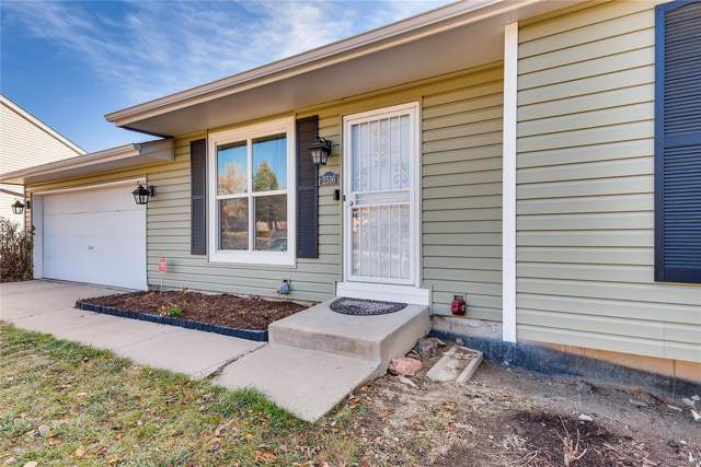 2516 W 99th Place, Federal Heights, CO 80260 (MLS #6504957) :: 8z Real Estate