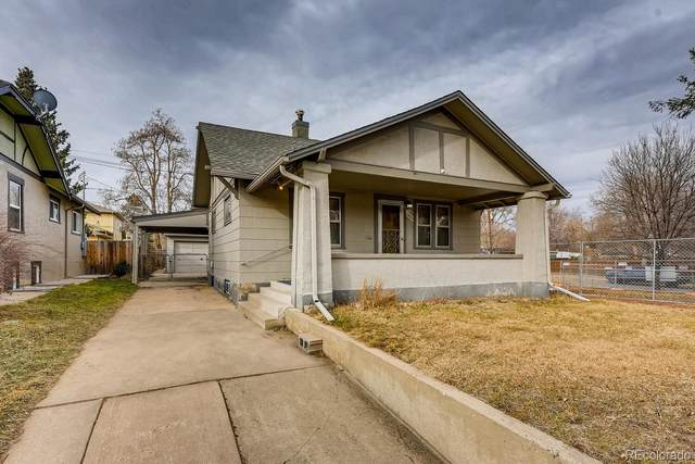 1905 S Williams Street, Denver, CO 80210 (#6505089) :: The Healey Group
