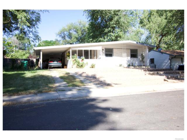 1407 S Krameria Street, Denver, CO 80224 (MLS #6505267) :: 8z Real Estate