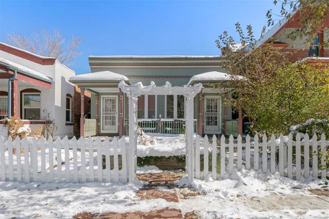 726 Fox Street, Denver, CO 80204 (#6505653) :: HergGroup Denver