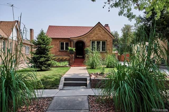 1462 Eudora Street, Denver, CO 80220 (#6505679) :: The HomeSmiths Team - Keller Williams