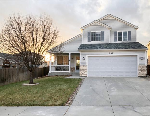 6510 Trenton Street, Colorado Springs, CO 80923 (#6505929) :: Bring Home Denver