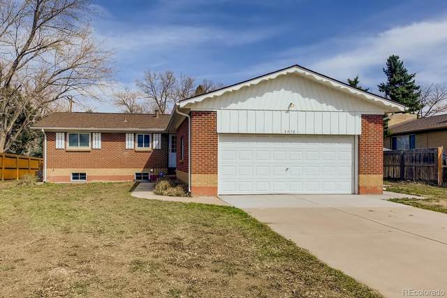 2470 Miller Street, Lakewood, CO 80215 (#6506819) :: The Harling Team @ HomeSmart