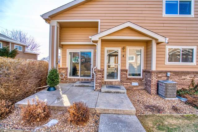 1601 Great Western Drive O4, Longmont, CO 80501 (#6507239) :: The Dixon Group