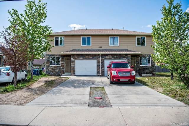 7006 E 72nd Avenue A, Commerce City, CO 80022 (#6507279) :: Wisdom Real Estate