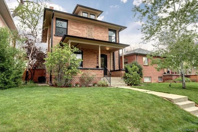 2949 N Vine Street, Denver, CO 80205 (#6508004) :: The Harling Team @ HomeSmart