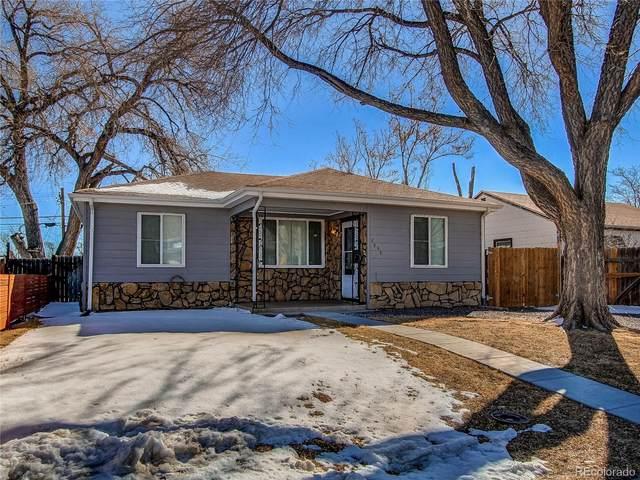 2090 S Lowell Boulevard, Denver, CO 80219 (#6508357) :: The Scott Futa Home Team