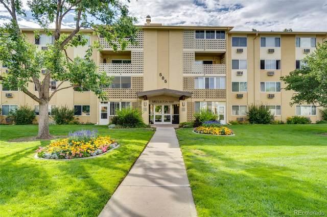 585 S Alton Way 2C, Denver, CO 80247 (#6508465) :: Bring Home Denver with Keller Williams Downtown Realty LLC
