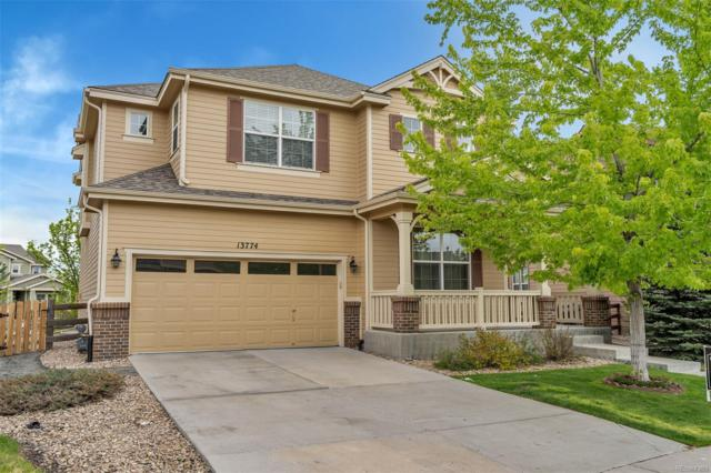 13774 E Caley Drive, Centennial, CO 80111 (#6508533) :: The Heyl Group at Keller Williams