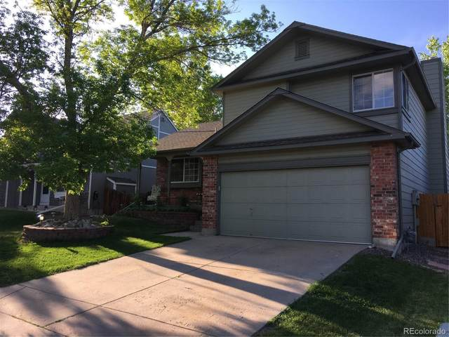 11407 W Maplewood Drive, Littleton, CO 80127 (#6508546) :: The DeGrood Team