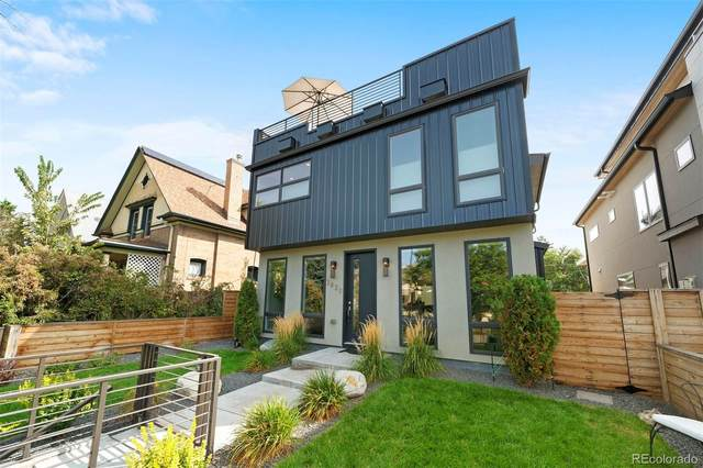 2822 York Street, Denver, CO 80205 (#6508865) :: Chateaux Realty Group