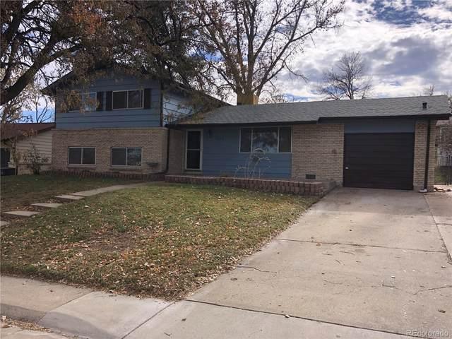 1022 W 101st Avenue, Northglenn, CO 80260 (MLS #6509355) :: 8z Real Estate
