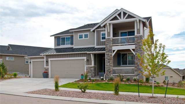 9621 Surrey Run Drive, Colorado Springs, CO 80924 (MLS #6509868) :: 8z Real Estate