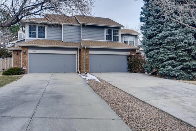 1558 S Roslyn Street, Denver, CO 80231 (#6509875) :: The Tamborra Team