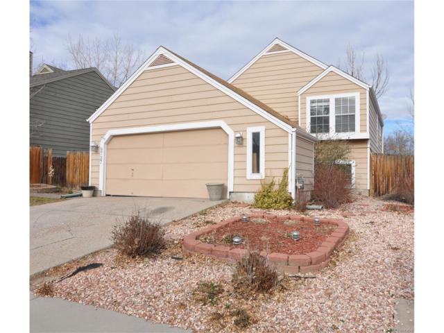 9727 W Elmhurst Place, Littleton, CO 80128 (MLS #6509895) :: 8z Real Estate