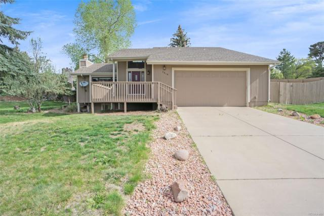7819 Windwood Way, Parker, CO 80134 (MLS #6510029) :: 8z Real Estate