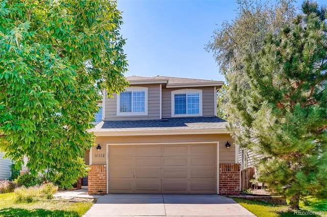 16138 Amber Rock Court, Parker, CO 80134 (#6510121) :: Bring Home Denver with Keller Williams Downtown Realty LLC