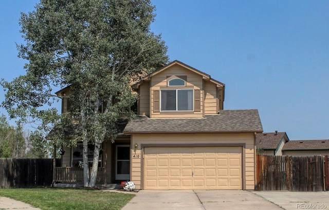 410 Zane Court, Elizabeth, CO 80107 (MLS #6510325) :: 8z Real Estate