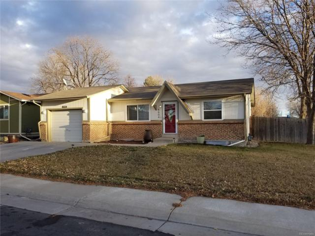 8604 Dudley Court, Arvada, CO 80005 (#6510359) :: The HomeSmiths Team - Keller Williams