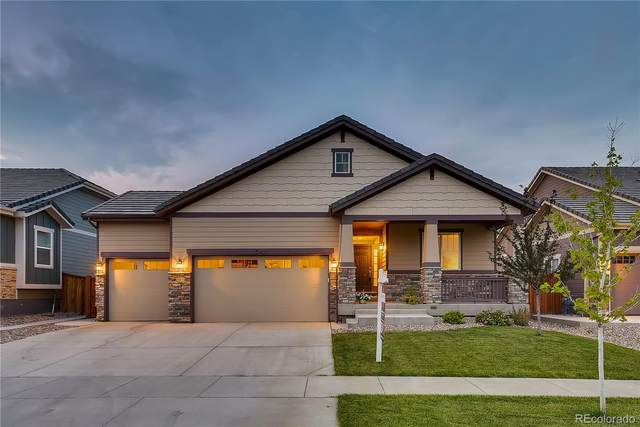 15431 E 113th Avenue, Commerce City, CO 80022 (MLS #6510767) :: Bliss Realty Group