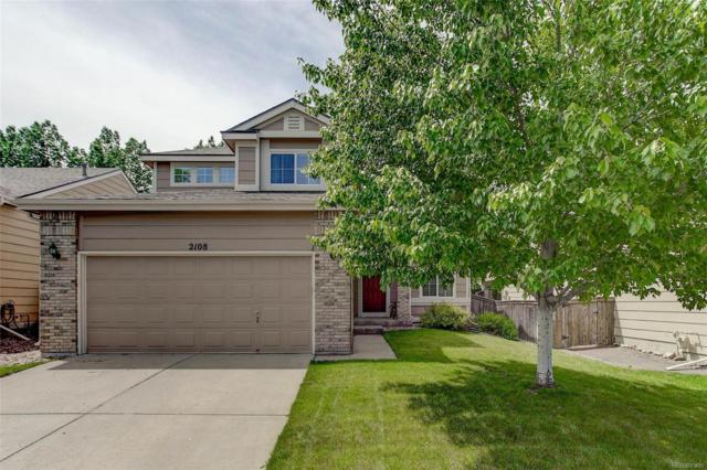 2108 Fendlebrush Street, Highlands Ranch, CO 80129 (#6510896) :: The Peak Properties Group