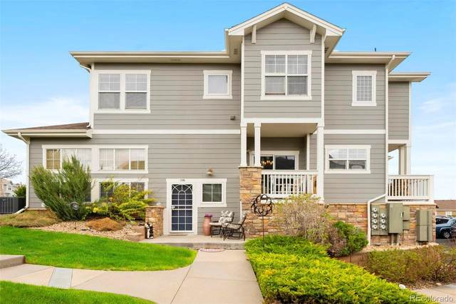 9315 Amison Circle #106, Parker, CO 80134 (#6511020) :: The Griffith Home Team