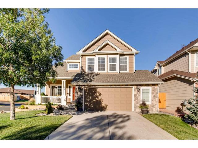 396 High Plains Street, Castle Rock, CO 80104 (#6511161) :: The Sold By Simmons Team