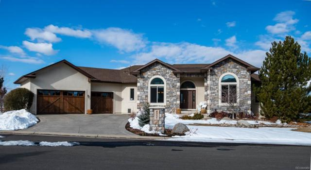 4337 Lions Paw, Castle Rock, CO 80104 (MLS #6511167) :: Kittle Real Estate