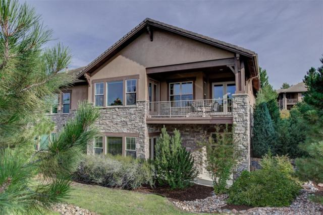 4342 Chateau Ridge Road, Castle Rock, CO 80108 (#6511294) :: The Griffith Home Team