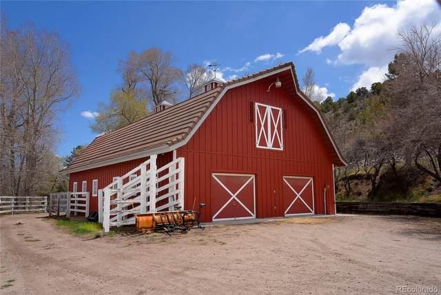 15760 County Road 220, Salida, CO 81201 (MLS #6512232) :: 8z Real Estate