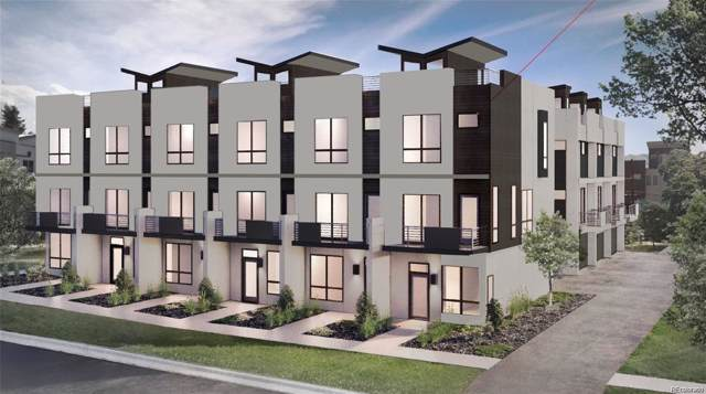 1644 Julian Street #1, Denver, CO 80204 (MLS #6512751) :: 8z Real Estate