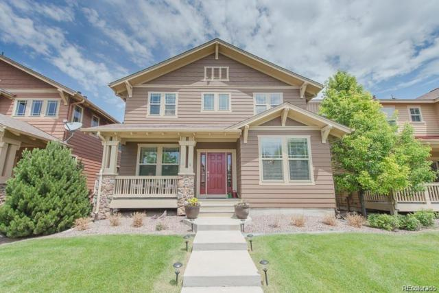 21575 E Tallkid Avenue, Parker, CO 80138 (#6512782) :: The Gilbert Group
