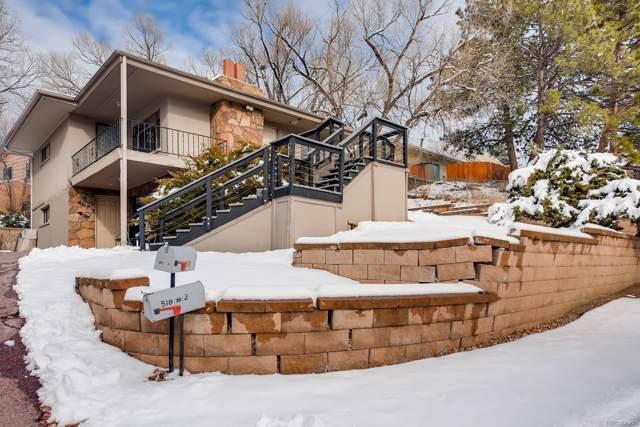 518 W Brookside Street, Colorado Springs, CO 80905 (MLS #6513142) :: 8z Real Estate