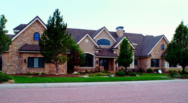 9218 Windhaven Drive, Parker, CO 80134 (#6513483) :: Sellstate Realty Pros